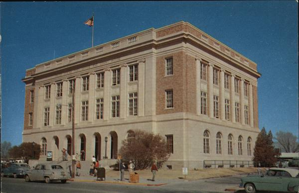 US Post Office and Federal Courthouse Las Vegas Nevada