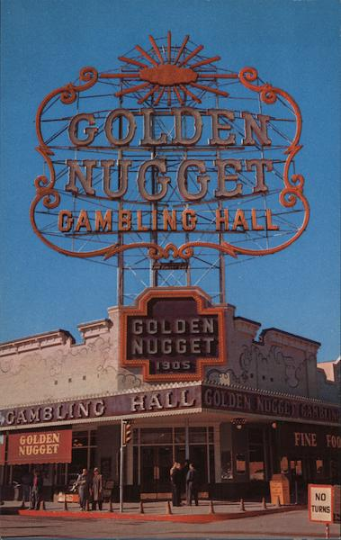 Golden Nugget Casino Las Vegas Nevada