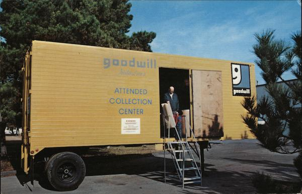 Goodwill Attended Collection Centers Palo Alto California