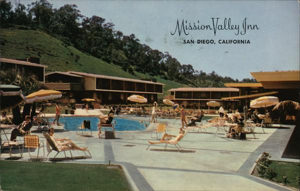 Mission Valley Inn San Diego California