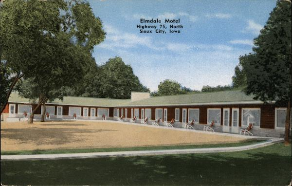Elmdale Motel Sioux City Iowa