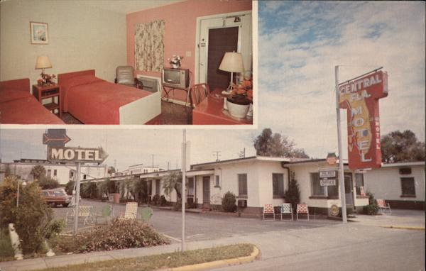 Central Florida Motel Haines City