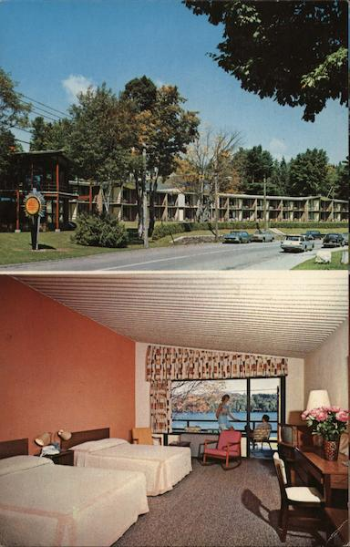 Lakeside Motor Inn Lake Placid New York