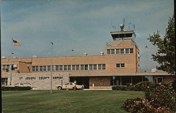 St. Joseph County Airport South Bend Indiana Airports
