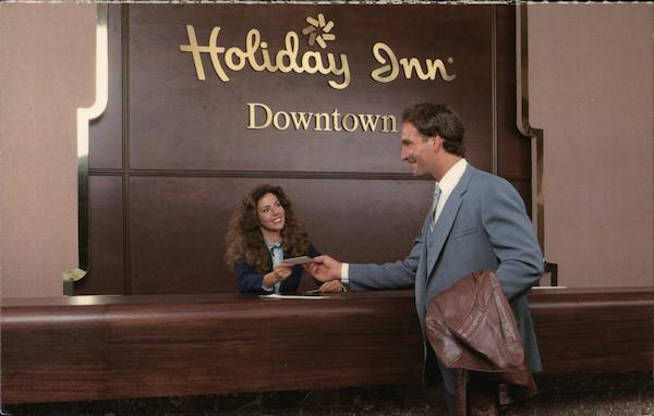 Holiday Inn-Downtown South Bend Indiana
