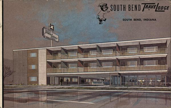 South Bend Travel Lodge Indiana