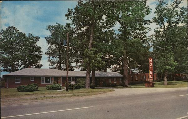 Kenrose Motel South Bend Indiana