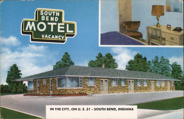 South Bend Motel Indiana