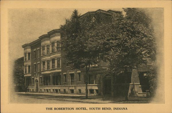 The Robertson Hotel South Bend Indiana