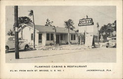 Flamingo Cabins & Restaurant