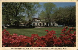 Three Village Inn at Stony Brook Postcard