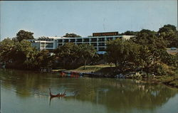 The Gondolier Motor Hotel Postcard