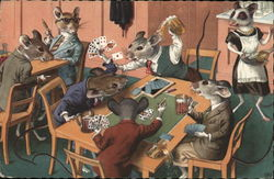 Gambling Mice