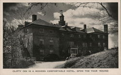 Clifty Inn, Clifty Falls State Park