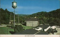 Old Crow Distillery Postcard