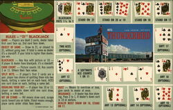 Hotel Thunderbird - Blackjack Rules