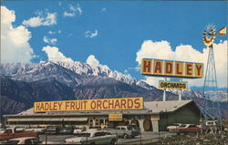 Hadley's Fruit and Nut Orchards