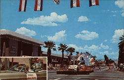 Desert Circus Parade, Palm Canyon Drive