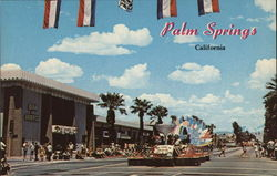 Desert Circus Parade - Palm Canyon Drive
