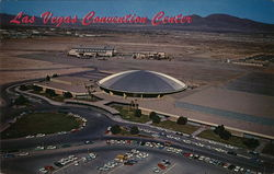 International Convention Center Postcard