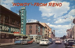 Howdy-From Reno