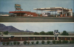 Pike's Motel, Restaurant and Service Station
