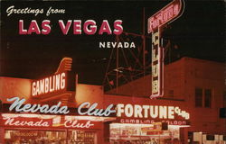 Fortune and Nevada Clubs