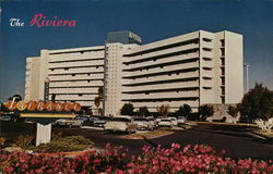 The Rivera Hotel Postcard