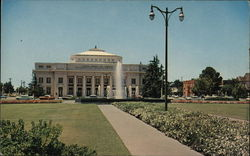 Stockton Memorial Civic Auditorium