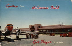Greetings from McCarran Field