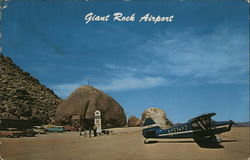 Giant Rock Airport
