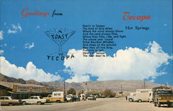 Greetings from Tecopa Hot Springs