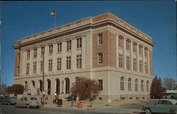 US Post Office and Federal Courthouse