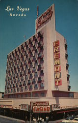 View of Hotel Fremont Postcard