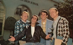 Happy Days Cast Members
