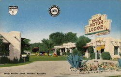Yaqui Motor Lodge