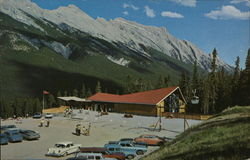 Sulphur Mountain Gondola Lift