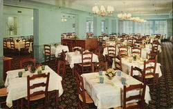 Boone Tavern Hotel Dining Room
