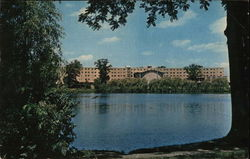 Seminary on the Lake Postcard