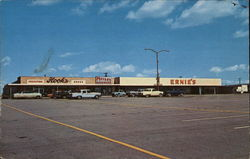 Broadmore Shopping Center Postcard