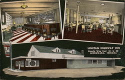 Lincoln Highway Inn Postcard