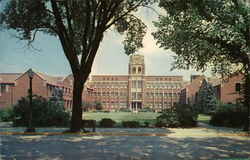 Mishawaka High School Postcard