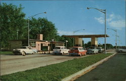 South Bend Toll Plaza