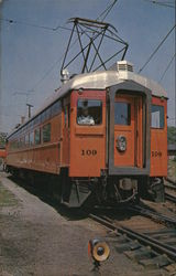 South Shore Electric Trainlines