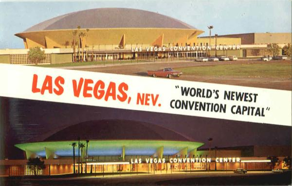 World's Newest Convention Capital Las Vegas Nevada