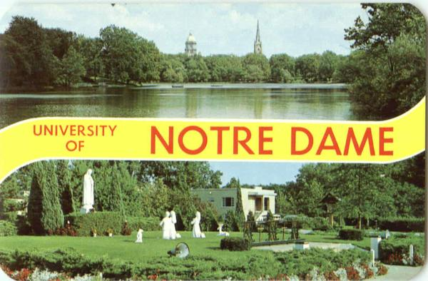 University Of Notre Dame Indiana