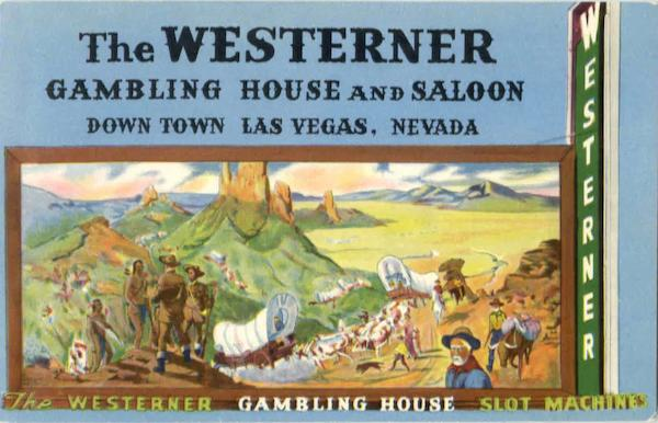 The Western Gambling House Las Vegas Nevada