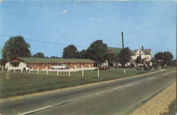 McKee Motel Ashland Ohio