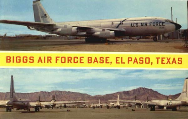 Biggs Air Force Base El Paso Texas