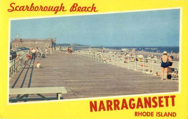 Scarborough Beach Narragansett Ri